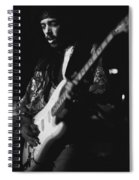 Randy Hansen Live On The 3rd Stone From The Sun 1978 Spiral Notebook