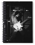 Randy Hansen Playing For Jimi 1978 Spiral Notebook
