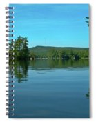 Range Pond 0050 Spiral Notebook