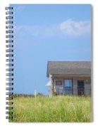 Ranger Cabin  Spiral Notebook