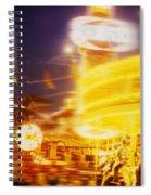 Ranger Carousel Spiral Notebook
