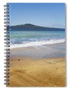 Rangitoto Spiral Notebook