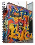 Rant Alley Spiral Notebook
