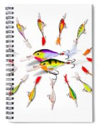 Rapala Knights Of The Sea Spiral Notebook