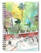 Rapallo In Italy 03 Spiral Notebook