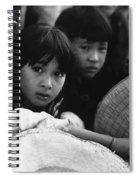 Rapt Attention Spiral Notebook