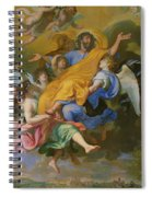 Rapture Of Saint Joseph Spiral Notebook