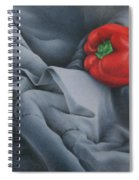 Rather Red Spiral Notebook