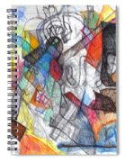 tribute to the Ramchal   Spiral Notebook