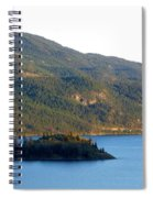 Rattlesnake Point Spiral Notebook