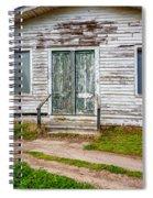 Ravaged Spiral Notebook