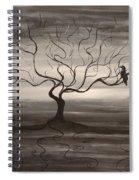 Raven Sonatta Spiral Notebook