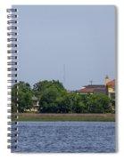 Ravenel Bridge Towers Spiral Notebook