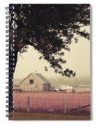 Rawdon's Countrylife Spiral Notebook