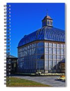 Rawlings Conservatory Spiral Notebook