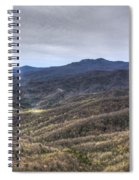 Ray Of God Spiral Notebook