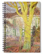 Ray Of Sunlight Spiral Notebook