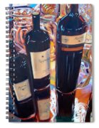 Raymond Vineyards Crystal Cellar Spiral Notebook