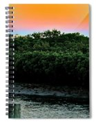 Rays Of Days Spiral Notebook