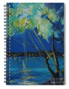Rays Of Divinity Spiral Notebook