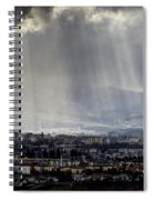 Rays Of Hope Spiral Notebook