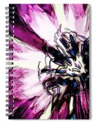 Rays Of Joy - S03-16a Spiral Notebook