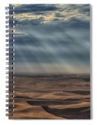 Rays On The Palouse Spiral Notebook