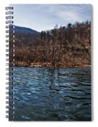 The Dam At Raystown Lake Spiral Notebook