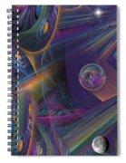 Rayz Spiral Notebook