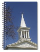 Reach To The Sky Spiral Notebook