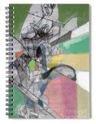 Reaching A Settled Peace 2c Spiral Notebook