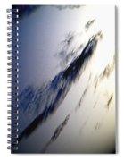 Reaching Towards Heaven  Spiral Notebook