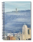 Reading Skyline Spiral Notebook
