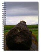 Ready -- Aim -- Fire Spiral Notebook