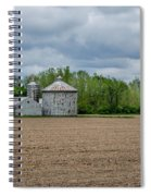 Ready For Planting Spiral Notebook