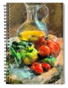 Ready For The Italian Sauce Spiral Notebook