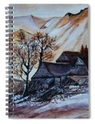 Ready For Winter Spiral Notebook