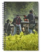 Ready On The Firing Line Spiral Notebook