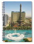 Ready To Dance Spiral Notebook