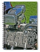 Ready To Race Spiral Notebook