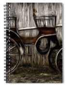Ready To Ride - Featured In Both Groups Spectacular Artworks Of Faa And Cards For All Occ  Spiral Notebook