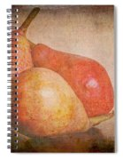 Readying For Autumn Spiral Notebook