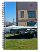 Reagan Tomcat Spiral Notebook