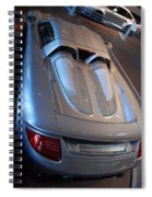 Rear Pov Spiral Notebook