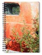 Rear View Spiral Notebook