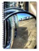 Rearview 34671 Spiral Notebook