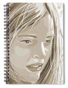 Rebecca Spiral Notebook