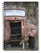 Rebel Truck Spiral Notebook