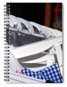 Rebellious Spiral Notebook