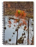 Rebirth Spiral Notebook